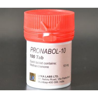 Пронабол 10 купить LYKA LABS 100tab